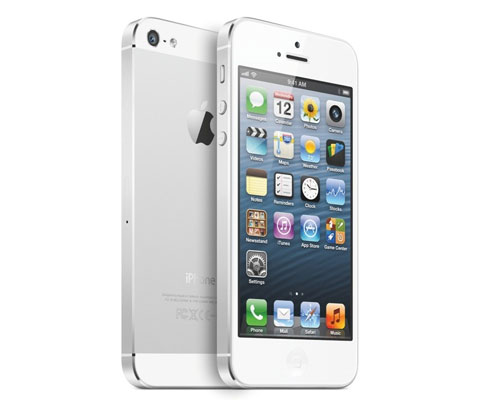 iPhone 5 (White)