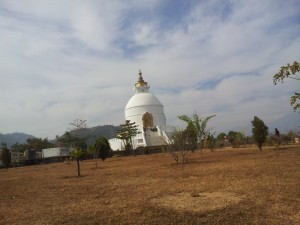 santi stupa