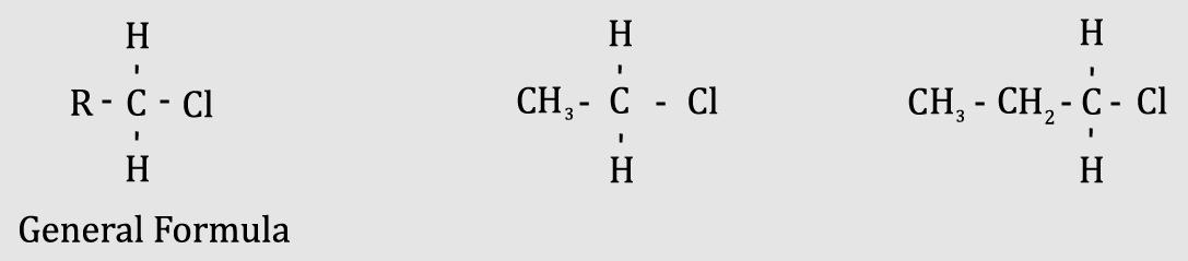 Primary Haloalkane