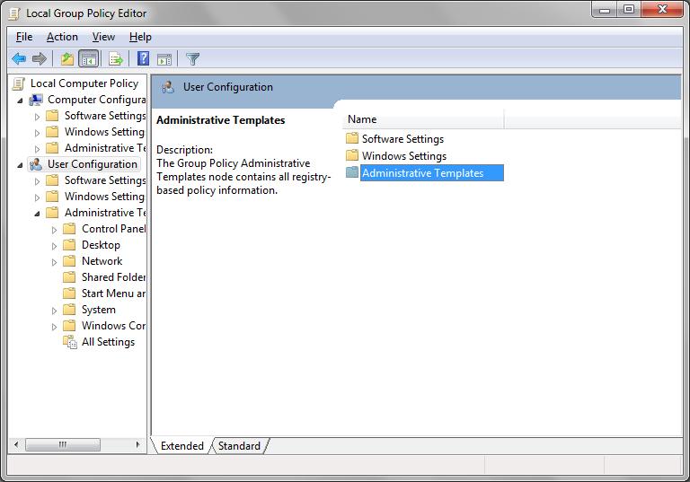 Enabling or Disabling Task Manager_5