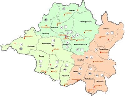 central development region