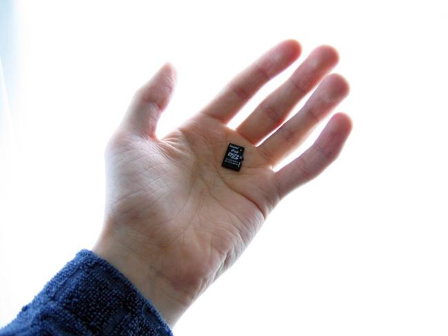 Micro SD Card - 4