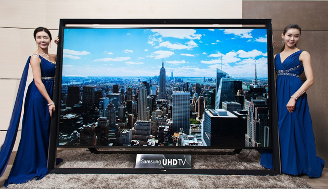 Samsung UHDTV - 7